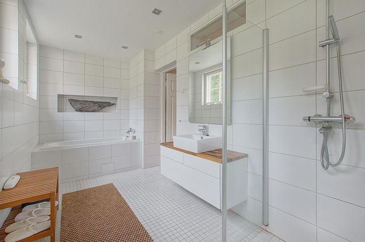 Skandinaavinen kylpyhuone 9731696 - Etuovi.com Ideat & vinkit