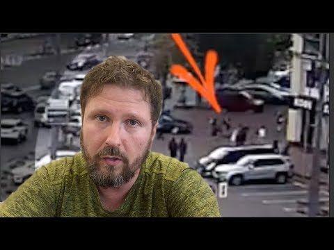 Как СБУ похищала журналистку с улицы Киева + English Subtitles