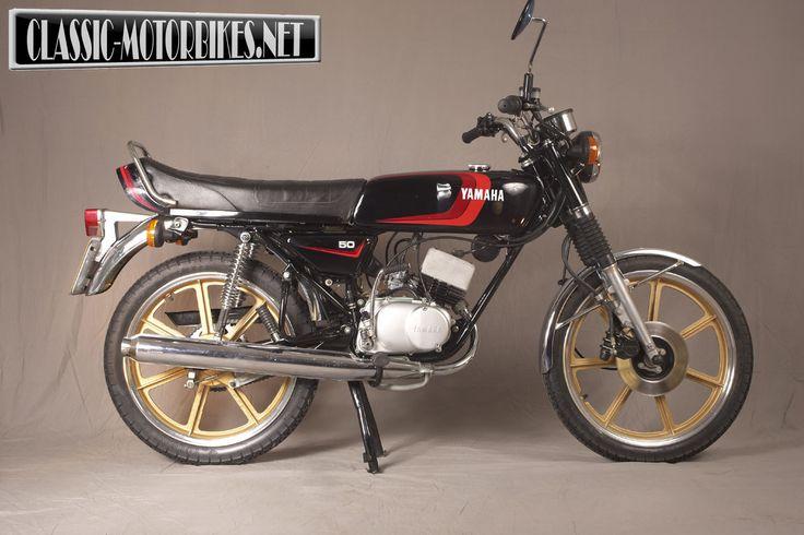 Mokick Yamaha RD 50