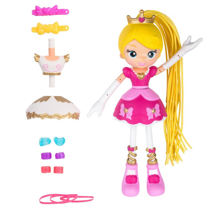 Betty Spaghetty doll