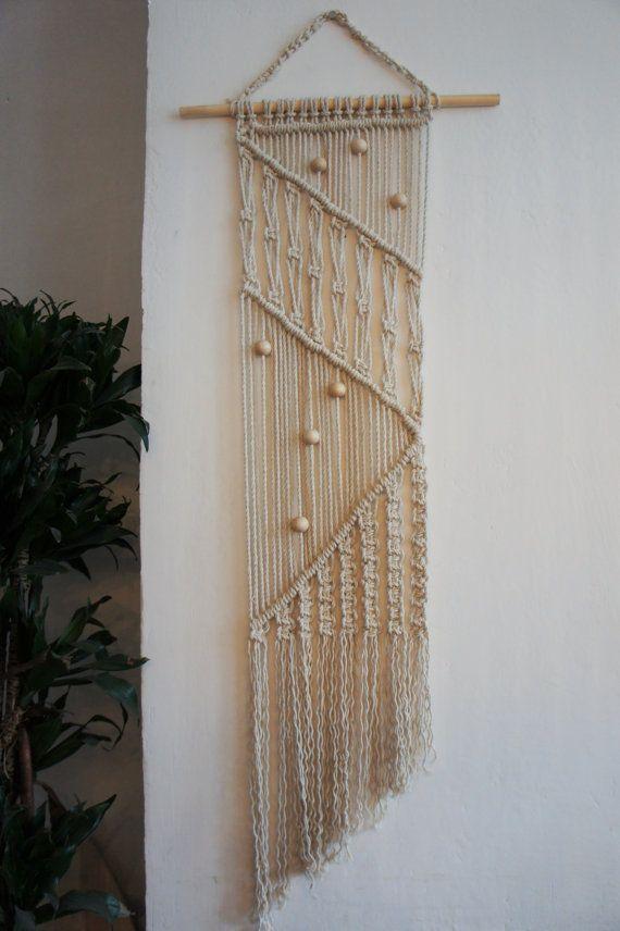 1000 ideas sobre tapices de macram en pinterest - Tapices de macrame ...