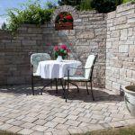 Mauer Terrasse Sichtschutz|Sichtschutz Mauer Terrasse Filout Cissy Garten Dekor