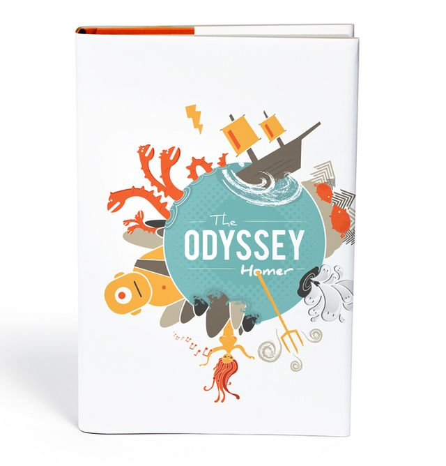 The Oydssey - Cover by Matt Roeser