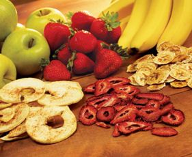 Fruit Dehydrating guide
