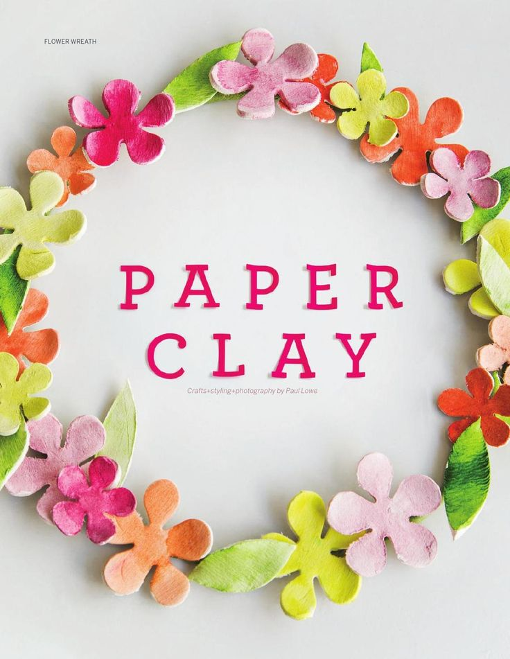 154 best images about diy simple project ideas on for Paper clay projects