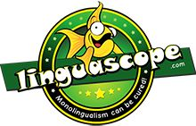 The Linguascope logo.