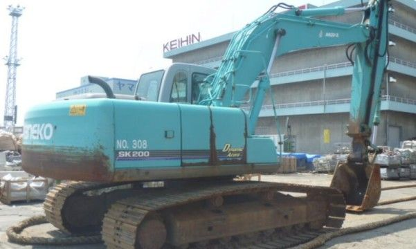 Free Kobelco Sk200 6e Sk200lc 6e Sk210 6e Sk210lc 6e Sk210nlc 6e Crawler Excavator Service In 2020 Hydraulic Systems Air Conditioning System Scheduled Maintenance