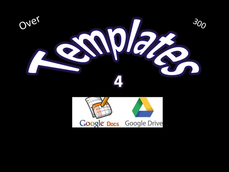 """Hundreds of Amazing Templates for Google Docs/Drive.  Self correcting tests, newsletters, stationary, photo collages, etc. all arranged by topic.  Wonderful resource if you use Google Docs/Drive. If you want Education Related Templates, check out the """"Students & Teachers"""" Category!"""