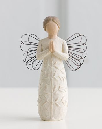 Willow Tree A tree, A Prayer Angel - Arrowmaster Giftware