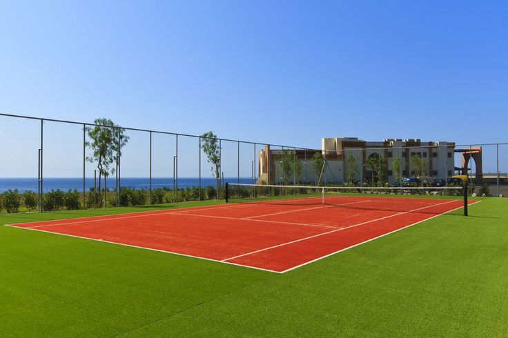 Tennis Court @ Boutique 5 Hotel & Spa