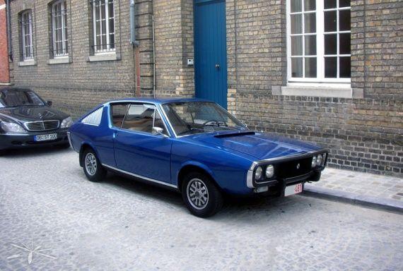Renault 17 fase I