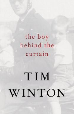 The Boy Behind the Curtain | Benn's Books
