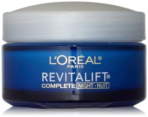 L'Oreal Paris Advanced RevitaLift Night Cream, 1.7 Ounce - http://best-anti-aging-products.co.uk/product/loreal-paris-advanced-revitalift-night-cream-1-7-ounce/