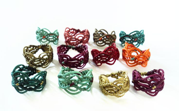colorfull rings by mikrama