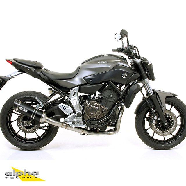 ARROW Dämpfer Yamaha MT07 RM04 14- Aluminium