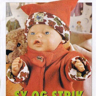 Sy og Strik til Babyborn