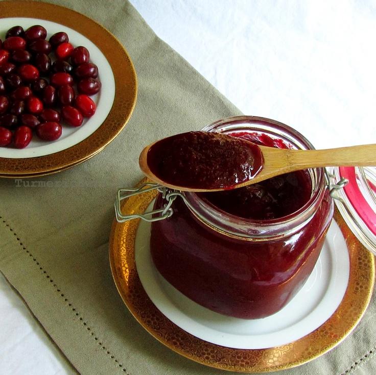 Morraba-ye Zoghal Akhteh - Cornelian Cherry Jam