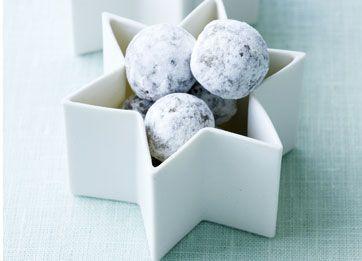 Abrikoskugler med hvid chokolade | Femina