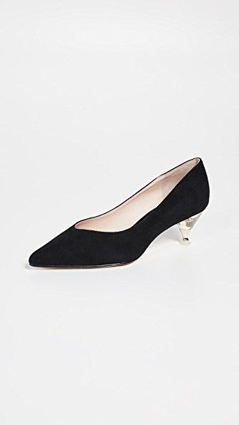 c05705c943 KATE SPADE Coco Point Toe Pumps. #katespade #shoes   Oh So Stacie in ...