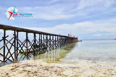 Harbour @ Kakaban Island, East Borneo - Indonesia