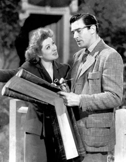 "Mrs Miniver ~ 1942 ~  Greer Garson (Best Actress) Walter Pidgeon  Great Movie, but see it if only for the opening ""hat scene"".  Greer Garson could have won the oscar on that alone! ~NMB 4/13/12~"
