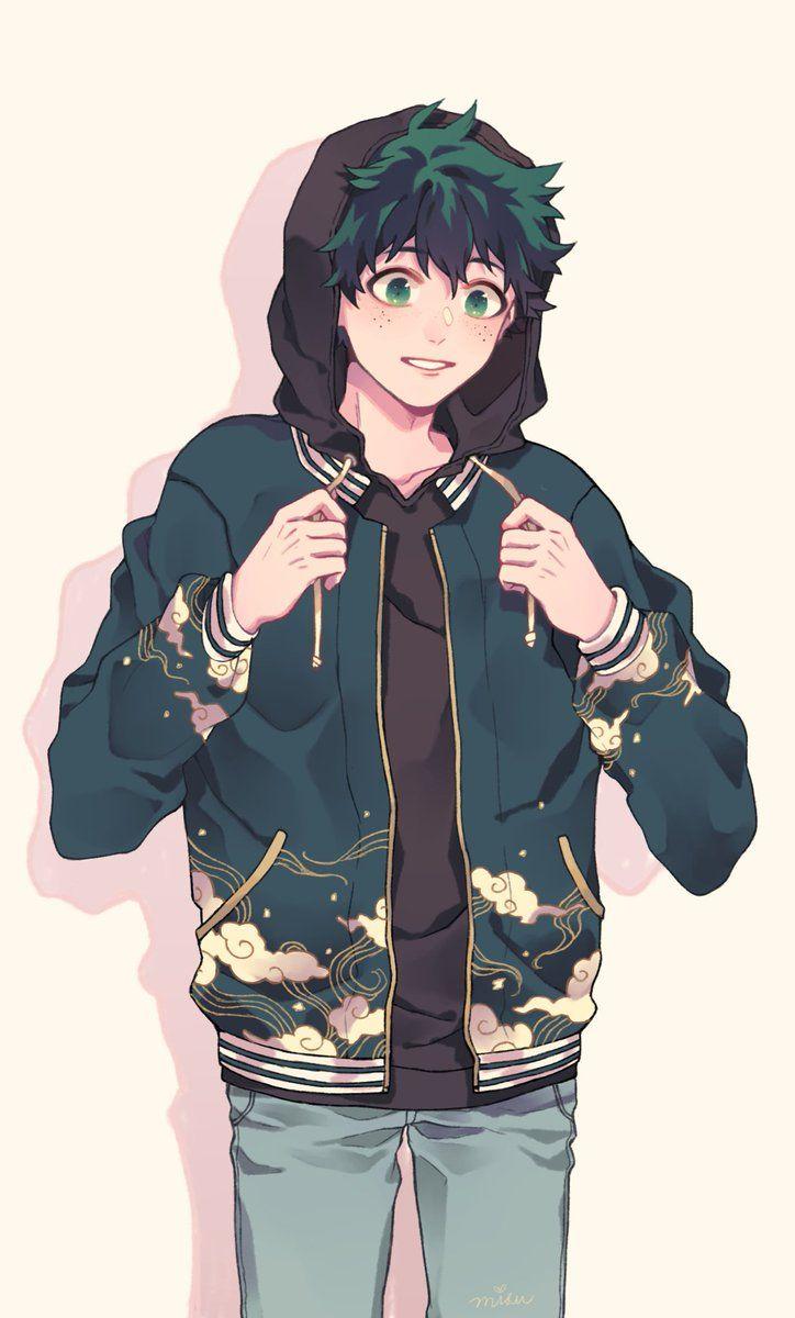Misu On Twitter Hero Cute Anime Guys Deku Boku No Hero