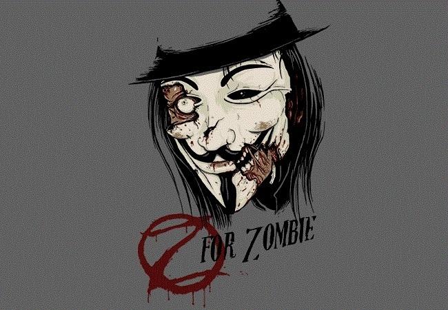 Zombie Anonymous | Zombie wallpaper, Zombie cartoon ...