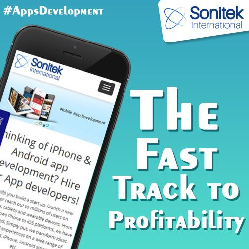 A feature-rich app can increase your revenues. Know more here: www.sonitek.ca  #mobileapps #iphoneapps #sonitekinternational #apps