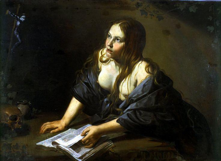 Sainte Madeleine (first Half Century). After Valentin De Boulogne (French,u2026