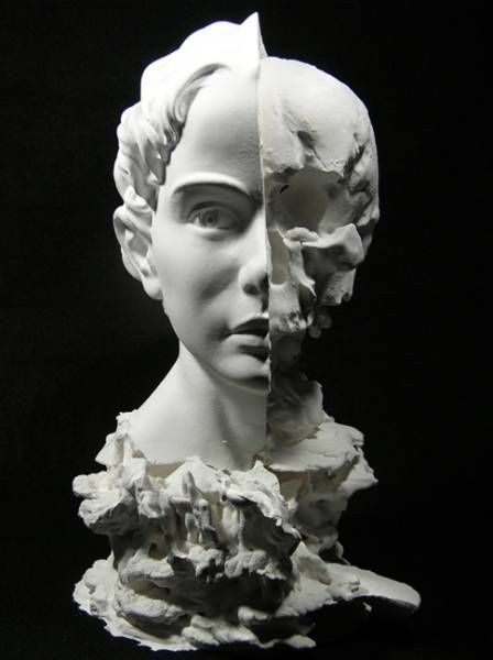 Damien Hirst, sculpture, memento mori