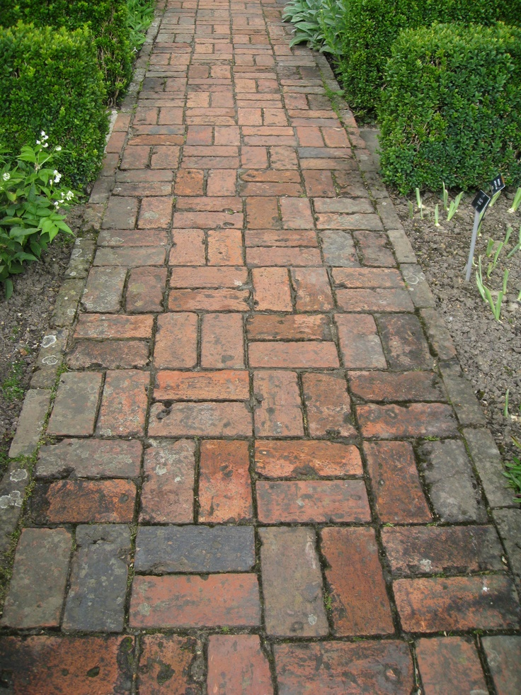 26 best images about brick laying patterns on pinterest for Garden patterns ideas