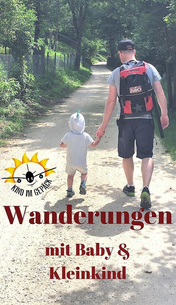 Familien - Wanderungen mit Baby und Kleinkind. Wandertipps für Deutschland, Europa und Südafrika. Zum Teil kinderwagentauglich.
