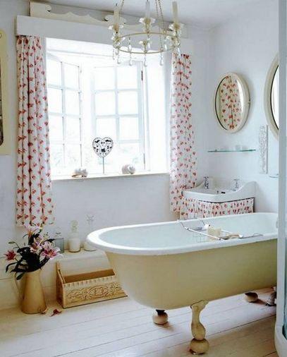 Les 25 meilleures id es de la cat gorie rideaux de fen tre for Parure de fenetre pour salle de bain