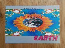 EARTH @ HEAVEN Sep/Oct Dates 1990 DJ Carl Cox