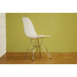 Baxton Sutdios Isidora White Chairs with Wire Base, Set of 2Wire Based, White Chairs, Sutdio Isidora, Kitchen Tables, Eifel Chairs, Kitchens Tables, Kitchens Ideas, Isidora White, Baxton Sutdio