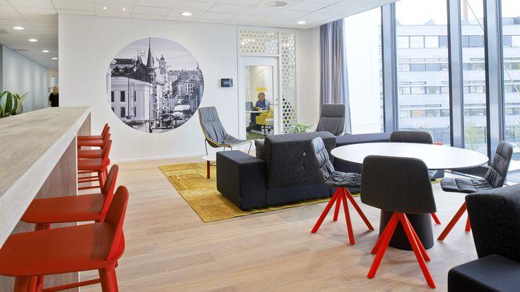 Office in Oslo, Norway - interior by Scenario interiørakitekter