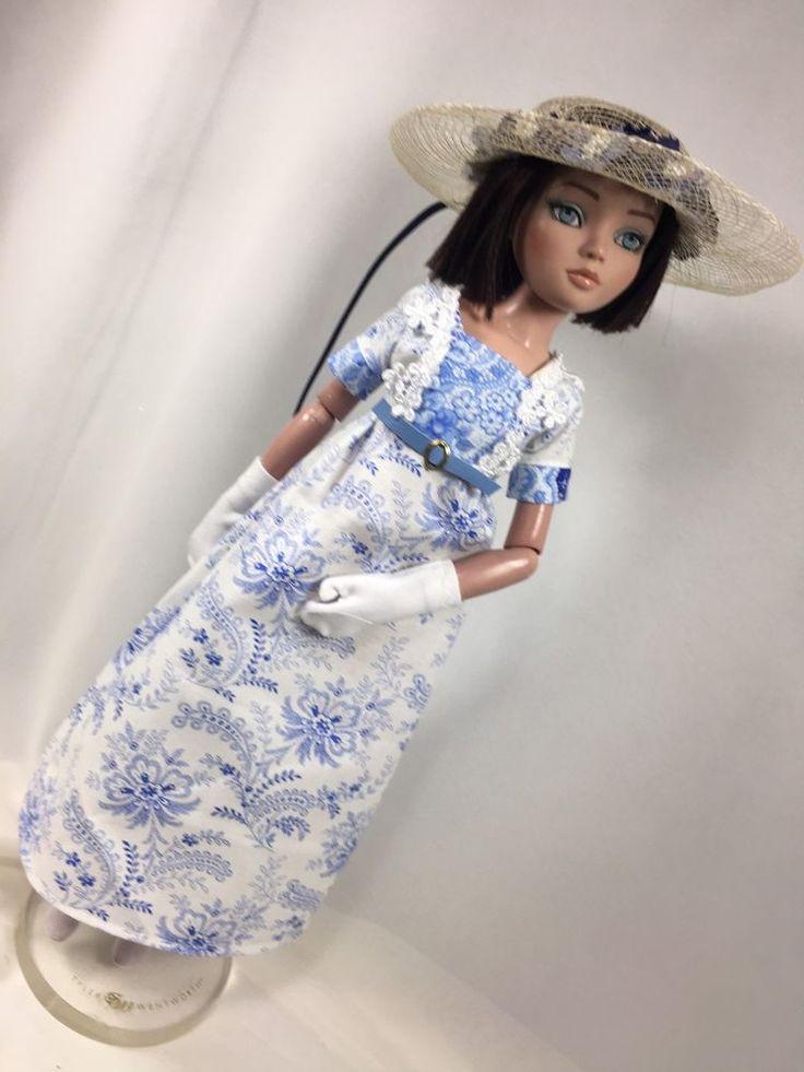 Ellowyne Wilde Tonner Outfit Fashion-Lady Jade In Blue-by JPC  | eBay
