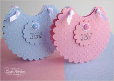 Bib Baby Cards