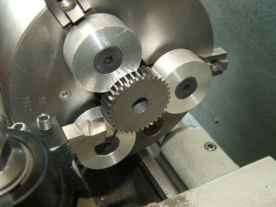 Lathe Chuck Soft Jaws