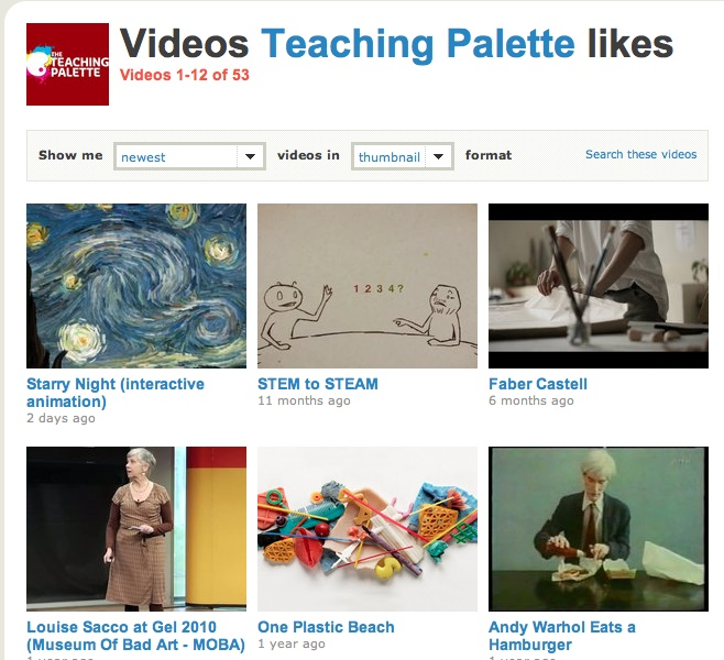 42 best Favorite Videos images on Pinterest | Art classroom ...