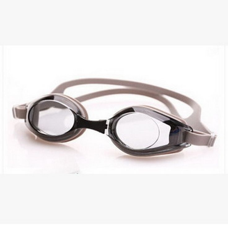 Underwater Glasses Wholesale Adult Training Game Swimming Goggles Anti-fog Glasses Earplugs Even Set One Size Adjusted Glasses