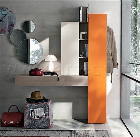 Прихожая TOMASELLA INGRESSO INGRESSO 1, производитель TOMASELLA, коллекция COMPLEMENTI – итальянская мебель на заказ «ARREDO»