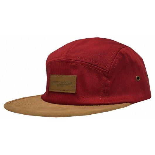 OBEY Descent 5 Panel red burgundy rouge bordeaux casquettes réglables 39€ #obey #cap #hat #caps #hats #casquette #5panel #fivepanel #skate #skateboard #skateboarding #streetshop #skateshop @PLAY Skateshop