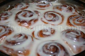 Deep South Dish: Easy Cheater Cinnamon Rolls
