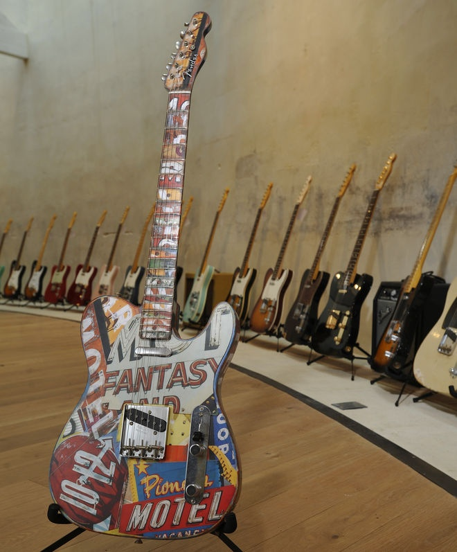 Fender Custom Shop - WHERE IS THIS SHOP??