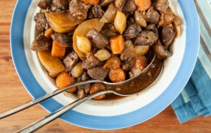 Slow Cooker Beef and Vegetable Stew | Favorite Recipes | Pinterest