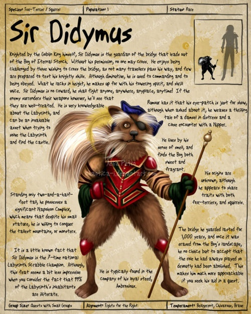 Cosplay Island | View Costume | electrospectrum - Sir Didymus