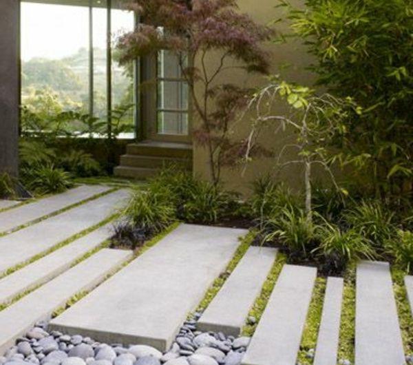 Les 25 meilleures id es concernant all e en b ton sur pinterest all e b ton t ch e d co - Allee de jardin en beton rouen ...