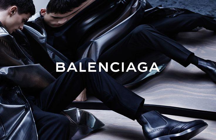Balenciaga MEN SPRING SUMMER 2014 Campaign   Image #4   Photographer : Josh Olins   www.balenciaga.com