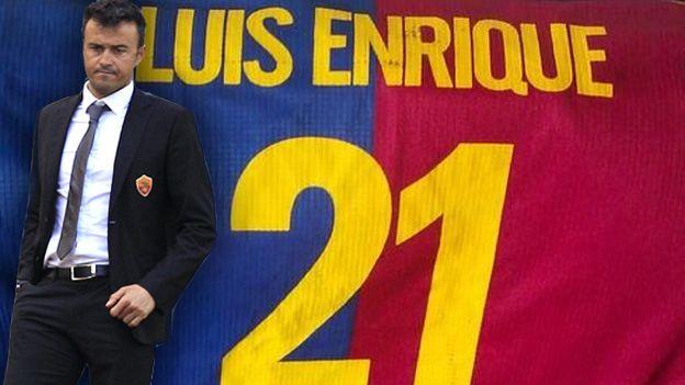 Luis Enrique y la revolución total que prepara en el Barcelona